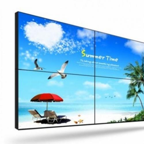 46寸LG三星5.3拼缝液晶拼接屏拼接墙监控拼接屏
